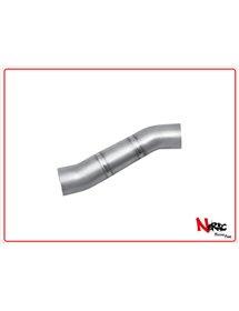 Tubo di raccordo optional non omologato Akrapovic Ducati Monster 1200 / S / R 14-20 / Monster 821 14-16