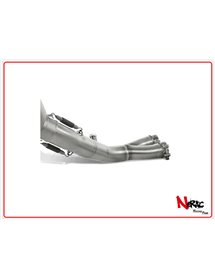 Tubo di raccordo inox Akrapovic Honda CB 1000 R 08-16
