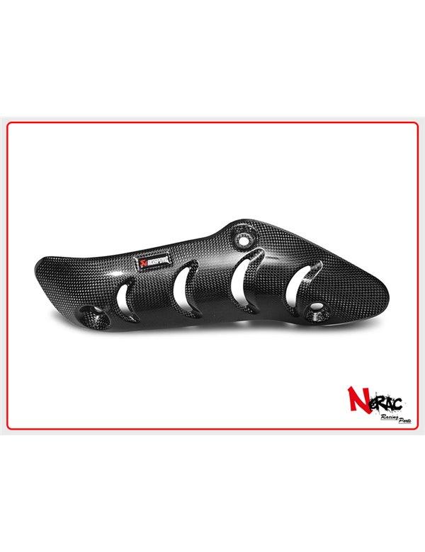 Paracalore optional Akrapovic Ducati Monster 1200 / S / R 14-20 / Monster 821 14-16