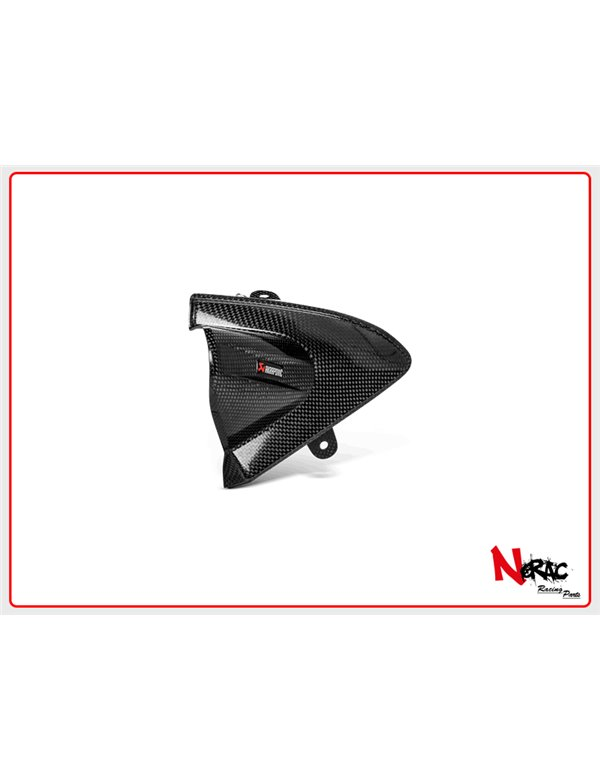 Paracalore carbonio Akrapovic Yamaha MT03 16-20
