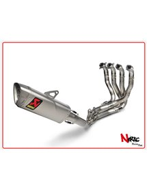 Scarico completo titanio non omologato Akrapovic Honda CBR 1000 RR-R Fireblade SP 20-21