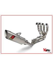 Scarico completo inox non omologato Akrapovic Honda CBR 1000 RR-R Fireblade SP 20-21