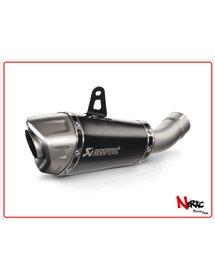 Slip-on non omologato nero Akrapovic Kawasaki ZX-10R 2021
