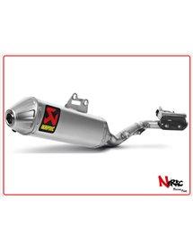 Scarico completo titanio Akrapovic Suzuki RM-Z 450 18-21
