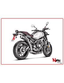 Scarico completo omologato Akrapovic Yamaha XSR 900 16-20