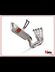 Scarico completo non omologato Akrapovic Honda CBR 1000 RR / CBR 1000 RR ABS 17-19