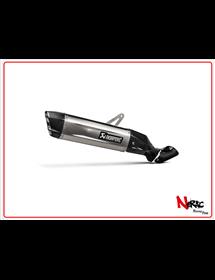 Slip-on omologato titanio Akrapovic Honda CRF1100L Africa Twin / Adventure Sport 20-21