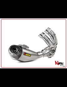 Scarico completo omologato Akrapovic Honda CB 650 F / CBR 650 F 14-18