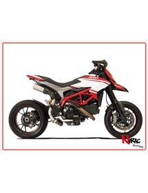 Terminale GP07 Satin Hp Corse Ducati Hypermotard 821
