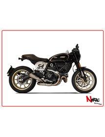 Terminale GP07 Satin Hp Corse Ducati Scrambler 803 2015/2016