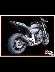 Terminale Evoxtreme 260mm Black Hp Corse Honda Hornet 600 2007/2013