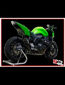 Terminali Hydroform Black Hp Corse Kawasaki Z 750 2007/2014