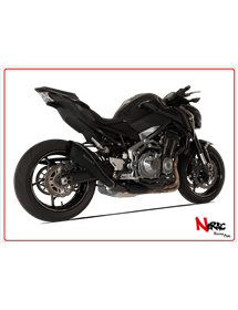 Terminali Hydroform Black Hp Corse Kawasaki Z 900 2017/2019