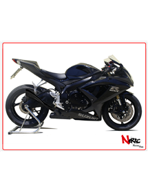 Terminale Hydroform Black Hp Corse Suzuki GSX-R 600/750 08/10