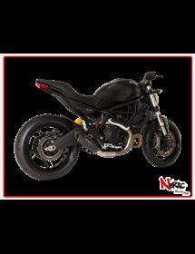 Terminale Evoxtreme 260 Black Hp Corse Ducati Monster 797