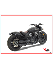 Terminale Hydroform Black Hp Corse Indian Scout / Sixty / Bobber