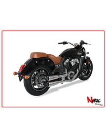 Terminale V2 Polish Hp Corse Indian Scout / Sixty / Bobber
