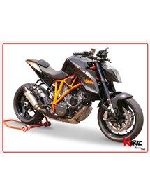 Terminale Evoxtreme 310mm Satin Hp Corse KTM Superduke 1290 R 14-16