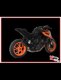 Terminale Evoxtreme 260mm Black Hp Corse KTM Superduke 1290 R 2017 Up
