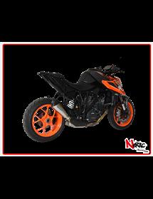 Terminale Evoxtreme 260mm Satin Hp Corse KTM Superduke 1290 R 2017 Up