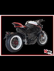 Terminale Evoxtreme 310mm Black Hp Corse MV Agusta Dragster 800 / RR 2017 Up