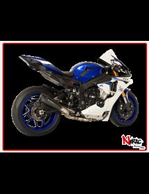 Terminale Evoxtreme 260 mm Black Hp Corse Yamaha R1 2015 Up