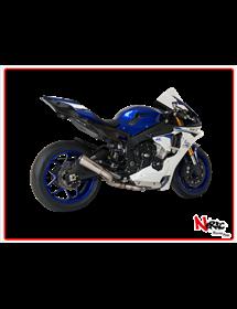 Terminale GP07 Satin Hp Corse Yamaha R1 2015 Up