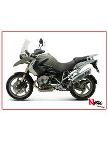 Terminale Inox-Inox Carbon Look Omologato Termignoni BMW R 1200 GS 10-12