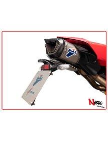 Supporto Portatarga Racing Termignoni Ducati Panigale V4 18-20