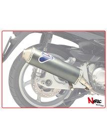 Silenziatore rotondo Omologato Termignoni Honda SH 300 07-19
