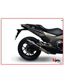 Silenziatore Conico Omologato Termignoni Honda Integra NC 700 S-X-D / Integra NC 750 S-X-D 12-18