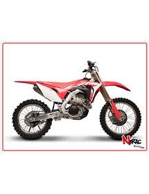 Scarico completo Racing Termignoni Honda CRF 450 R 17-19