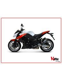 Silenziatore Conico Carbonio Omologato Termignoni Kawasaki Z1000 10-14