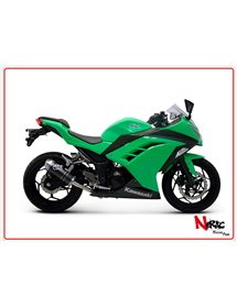 Silenziatore Relevance Racing Termignoni Kawasaki Ninja 300R 12-15