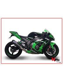 Scarico completo Relevance Racing Termignoni  Kawasaki ZX-10 R 10-12