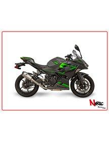 Silenziatore Relevance Conico Racing Termignoni Kawasaki Ninja 400 19-20