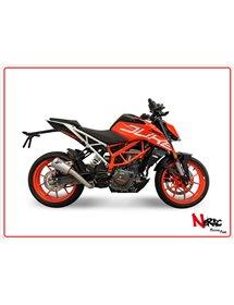 Silenziatore Relevance Conico Racing Termignoni KTM 390 Duke 17-19
