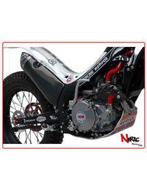 Silenziatore Racing 1 Sil Oval Termignoni Montesa COTA 260 4RT / COTA 300 RR / COTA 4RIDE 17-21