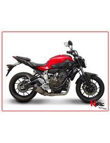 Scarico completo Omologato Termignoni Yamaha XSR700 / MT07 / XSR900 14-20