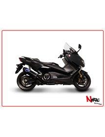 Scarico Completo Full Black Omologato Termignoni Yamaha TMAX 530 17-19