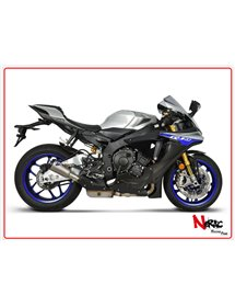 Scarico GP2R-RHT Racing Termignoni Yamaha R1 15-20