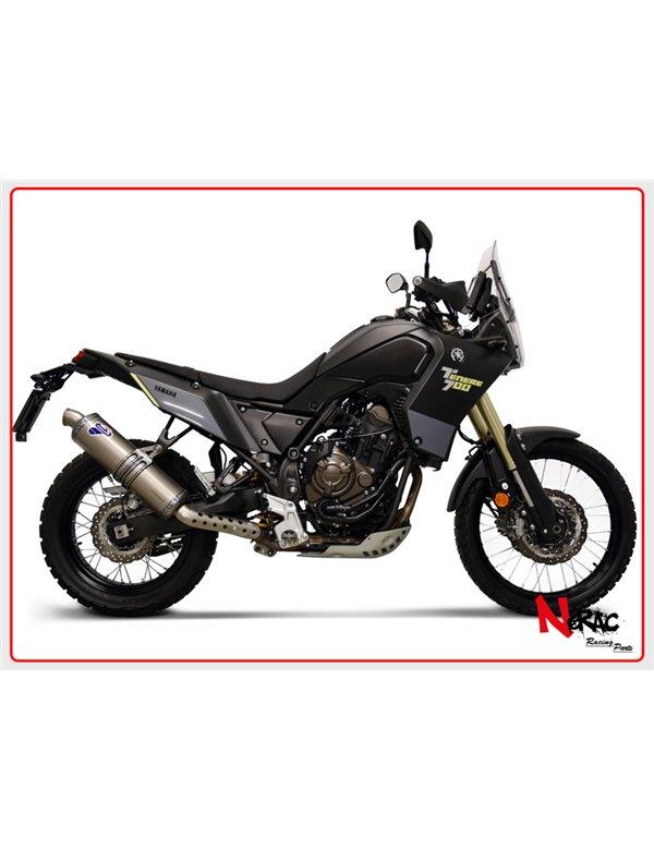 Scarico Omologato Termignoni Yamaha Tenere 700 / Tenere Rally 700 2020
