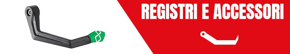 Registri e Accessori