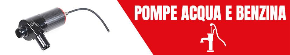 Pompe Acqua e Benzina